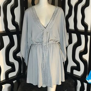 Charlotte Russe Plus Size Tunic Style Dress